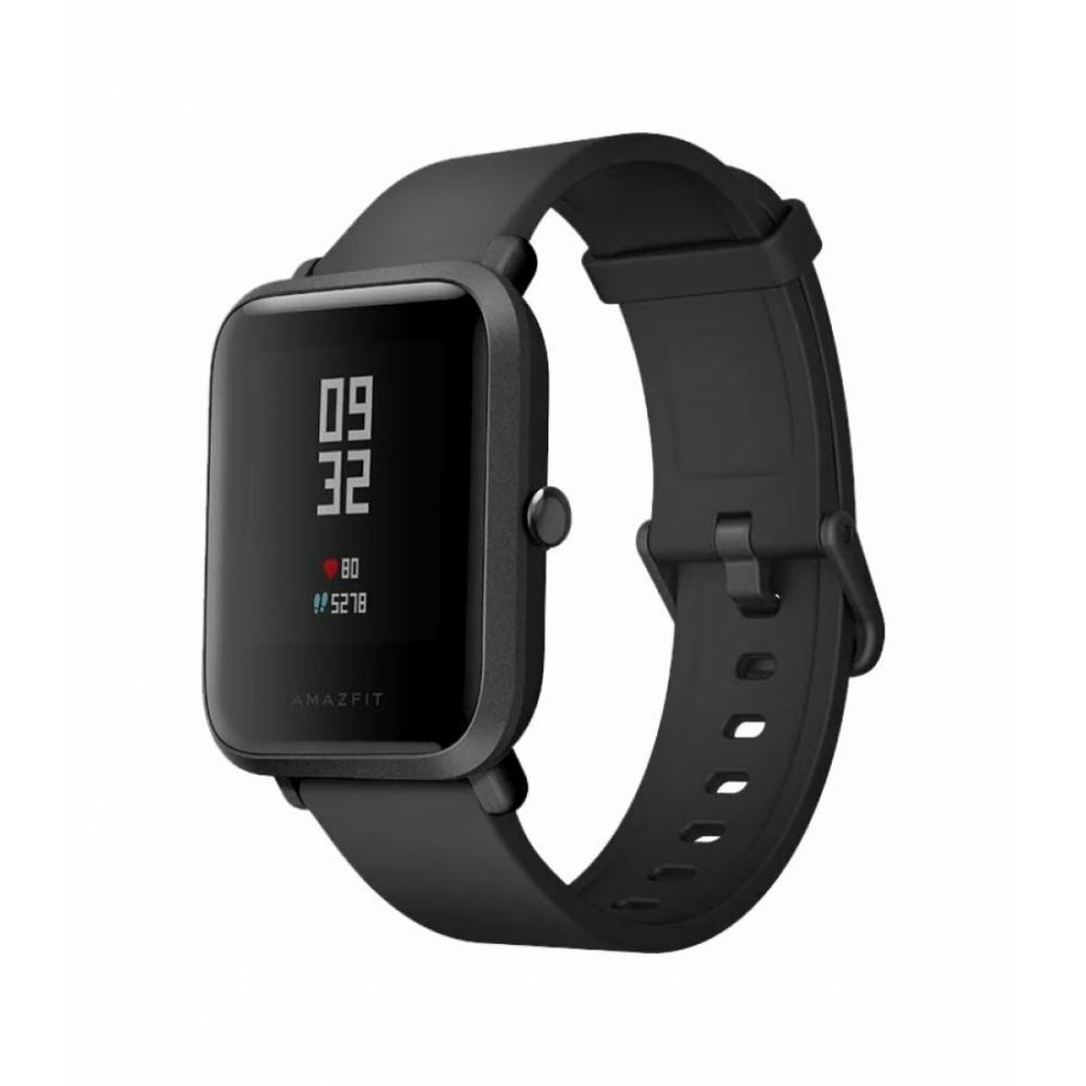 Умные часы Xiaomi Amazfit Bip Чёрный