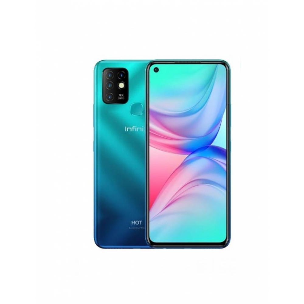 Smartfon Infinix Hot 10 (X682B) 4 GB 128 GB Ocean Wave