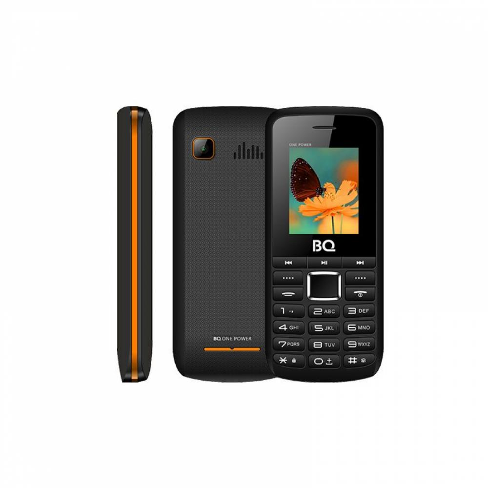 Knopochniy Telefon BQ 1846 One Power Черный/ Olov rang