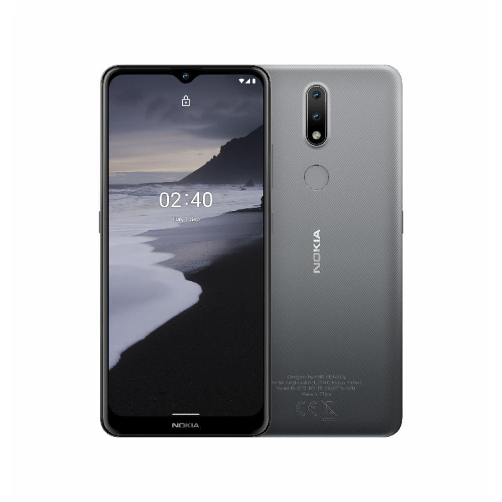 Смартфон NOKIA 2.4 TA-1270 Серый 2 GB 32 GB