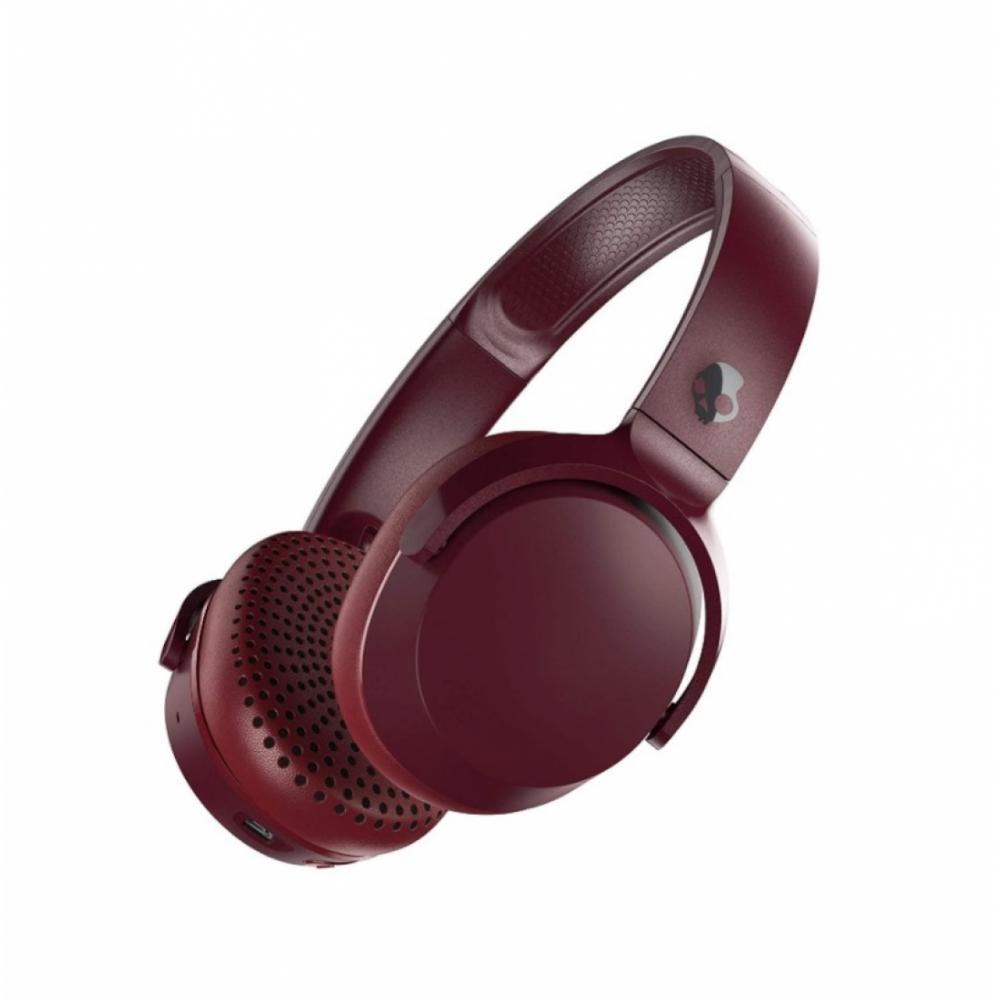 Беспроводные наушники Skullcandy Riff Wireless On-Ear Красный