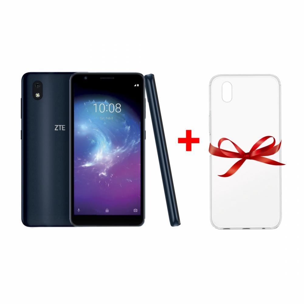 Smartfon ZTE Blade A3 2020 1 GB 32 GB To'q kulrang Chexol