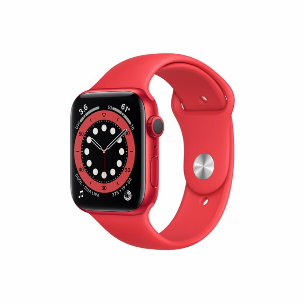 Умные часы Apple Series 6 40mm Красный