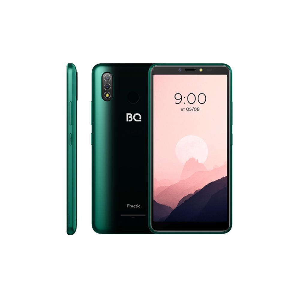Смартфон BQ 6030G Practic 1 GB 32 GB Gradient green