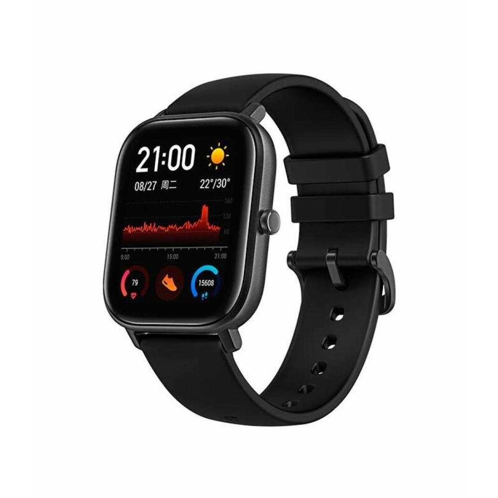 Умные часы Xiaomi Amazfit GTS Чёрный