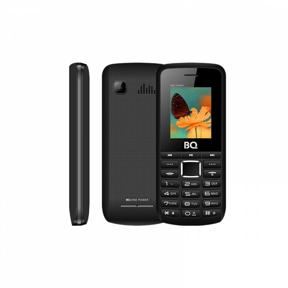 Knopochniy Telefon BQ 1846 One Power Черный/ Kulrang