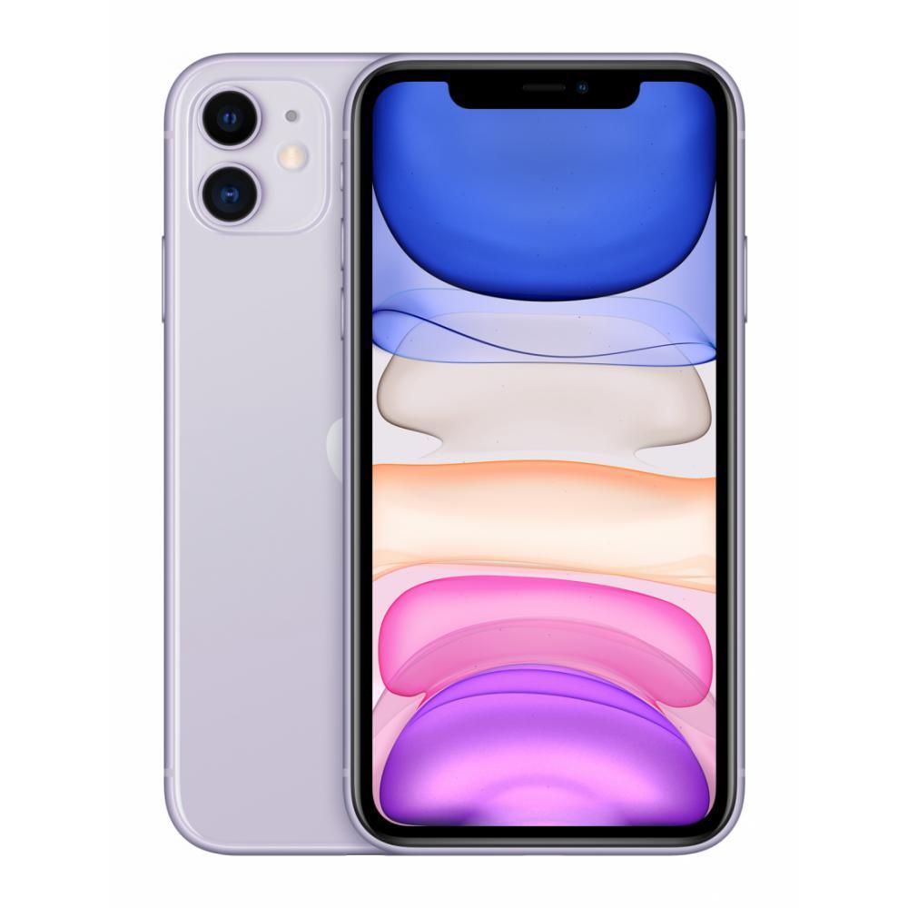 Smartfon Apple 11 4 GB 64 GB Binafsha rang