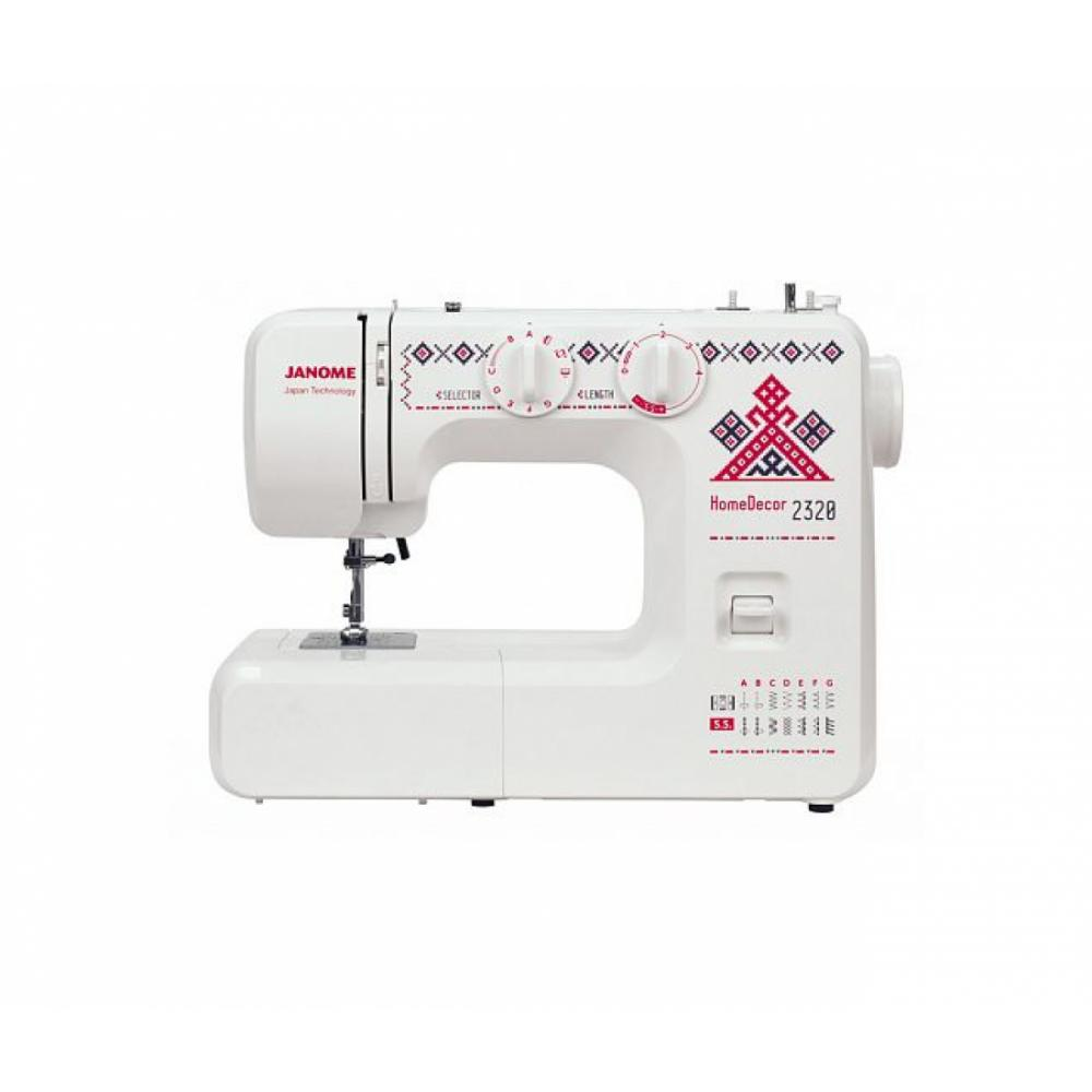 Janome Швейная машина HomeDecor 2320