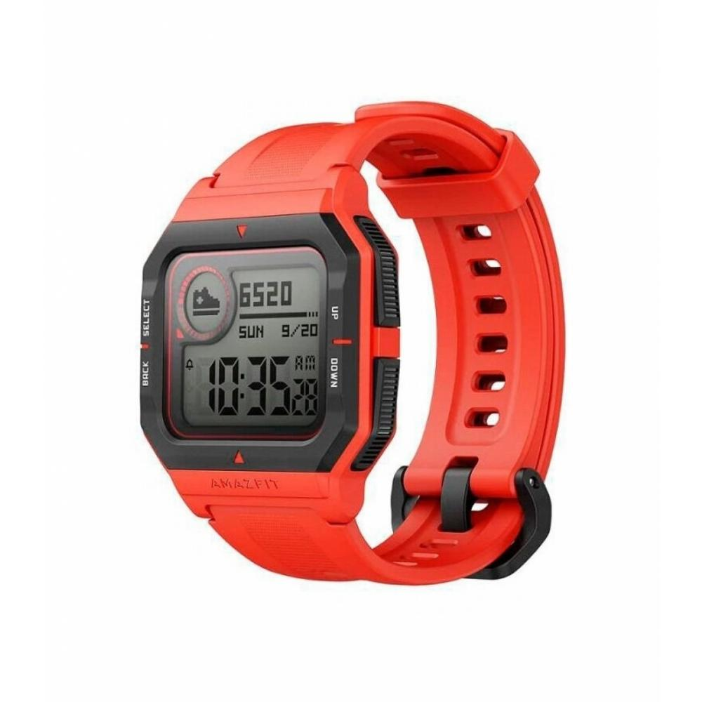 Умные часы Xiaomi Amazfit Neo Красный