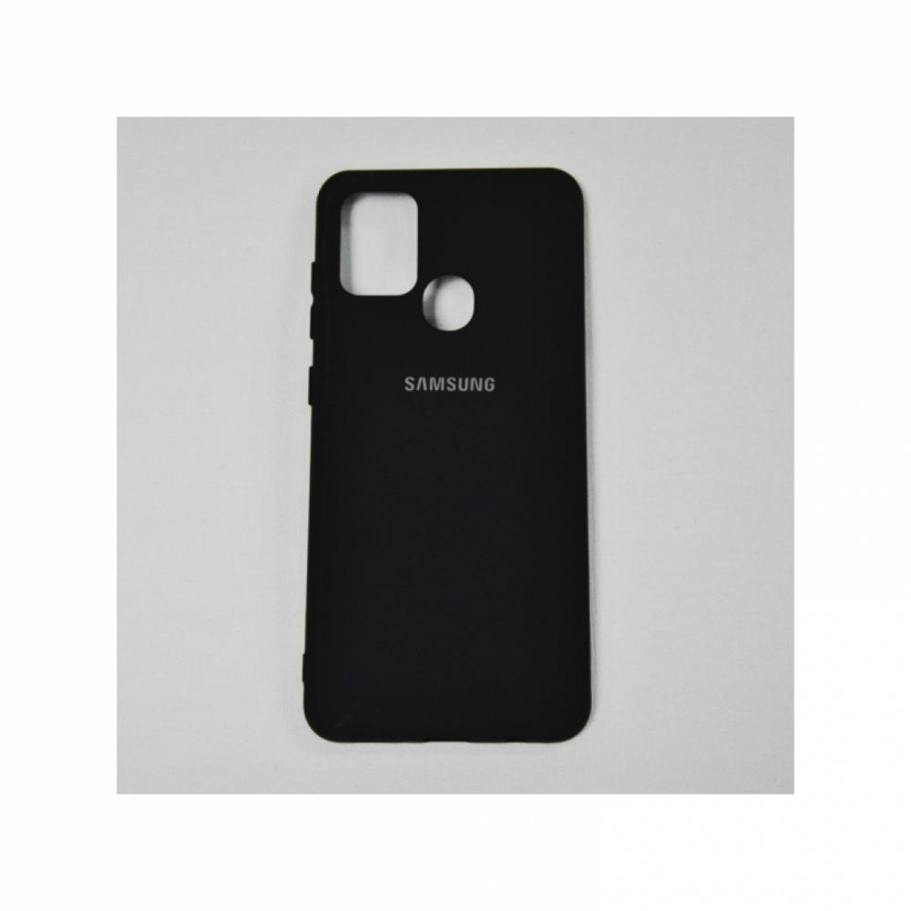 Telefon uchun chexol Samsung A21S Qora