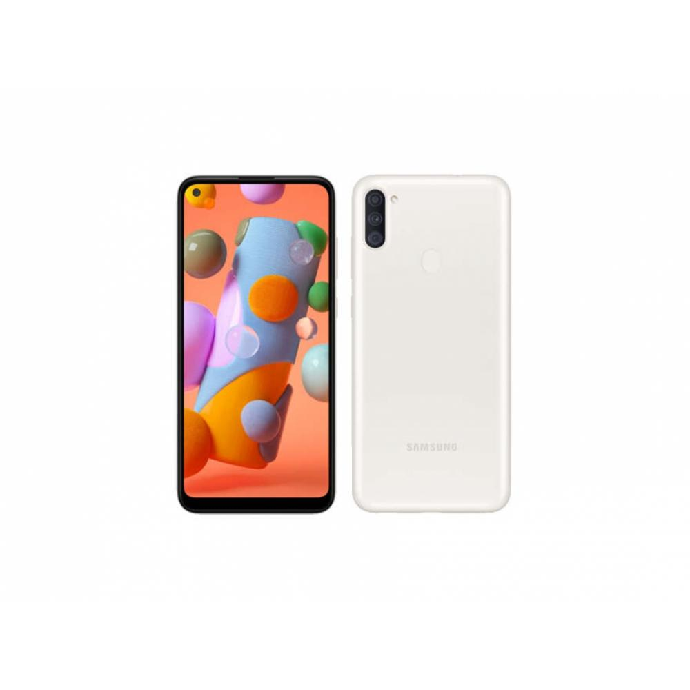 Смартфон Samsung Galaxy A11 2 GB 32 GB Белый