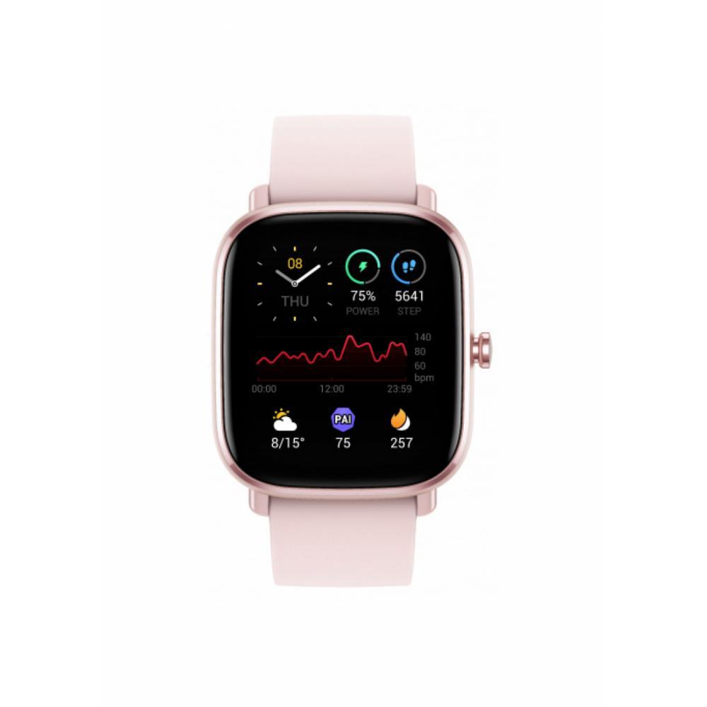 Умные часы Xiaomi Amazfit GTS 2 mini Розовое золото