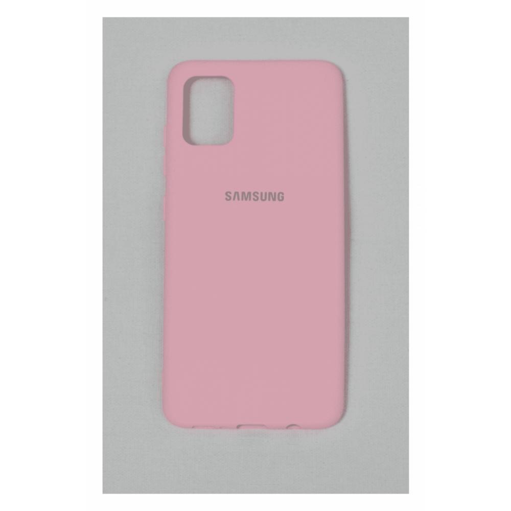 Telefon uchun chexol Samsung A51 Pushti