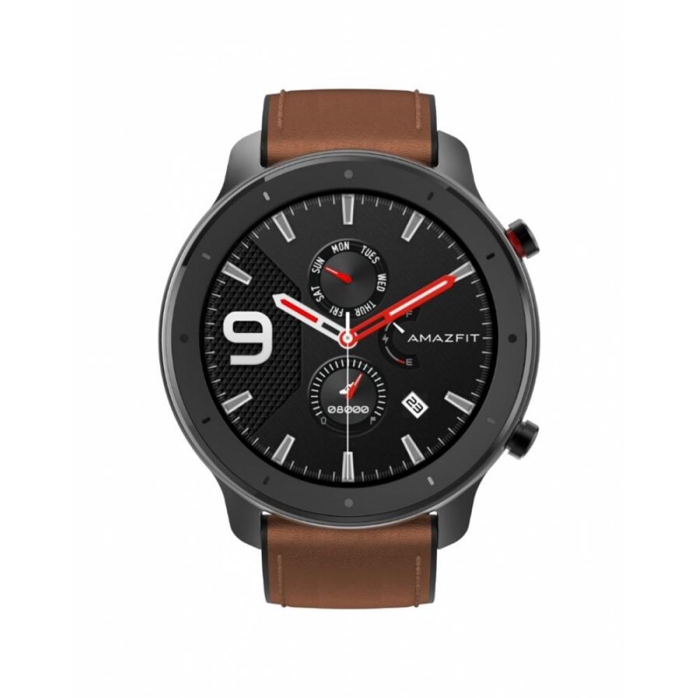 Умные часы Xiaomi Amazfit GTR Alloy (47mm) Чёрный