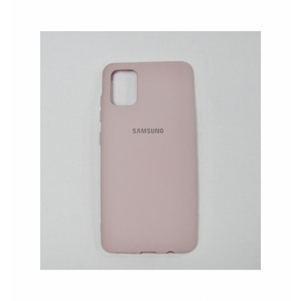 Telefon uchun chexol Samsung A51 Bej