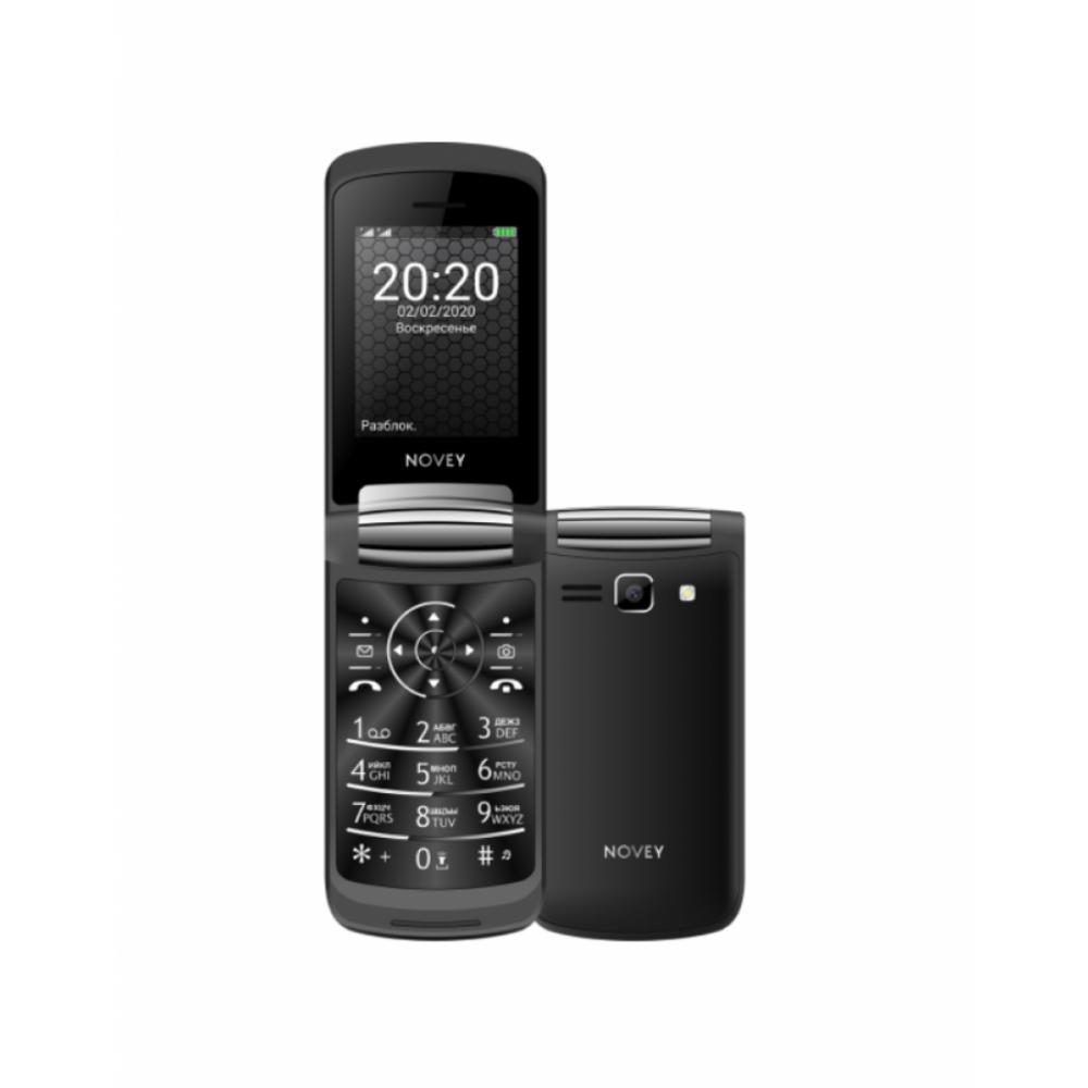 Кнопочный Телефон Novey A70R Чёрный
