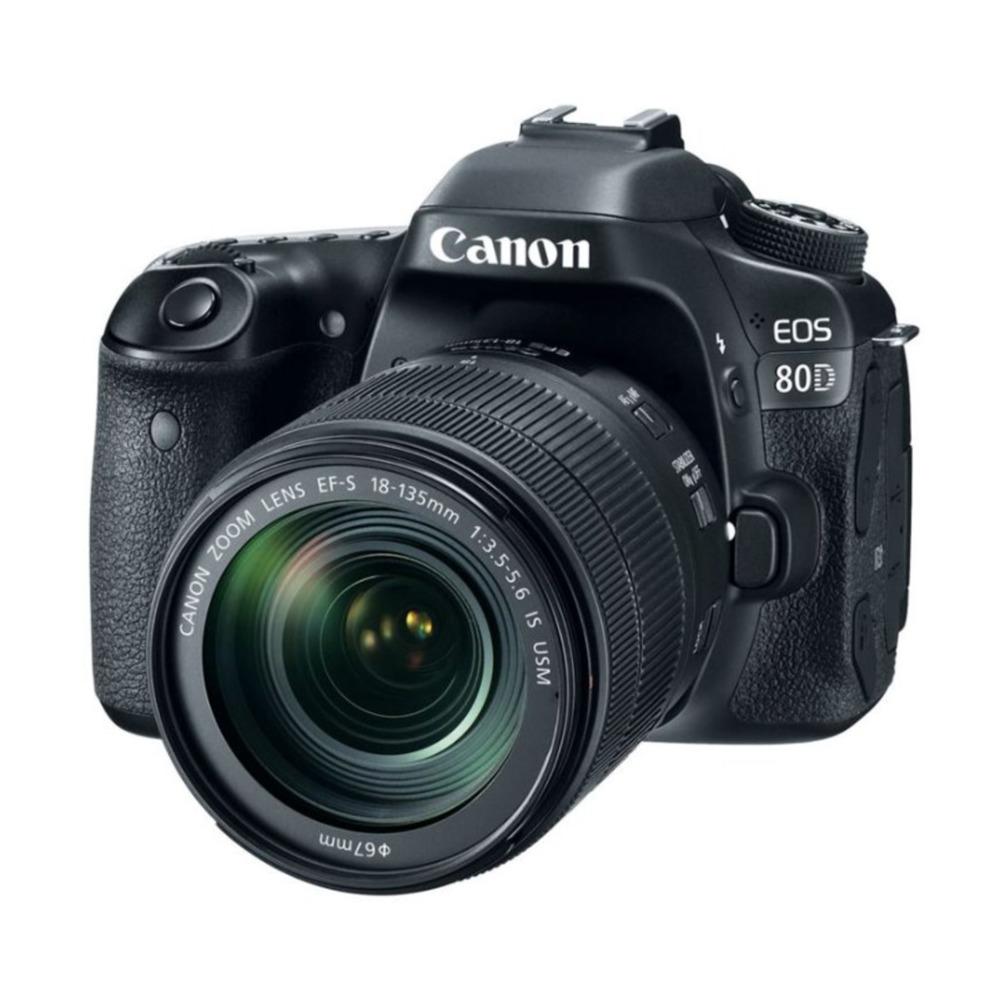 Canon Фотокамера EOS 80D