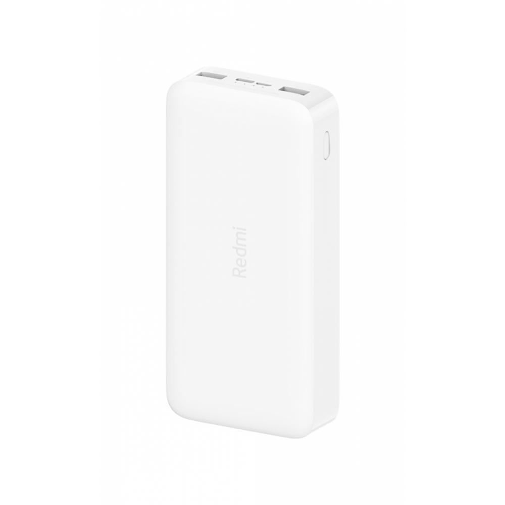 Ташқи батарея Xiaomi Redmi 10000 Оқ