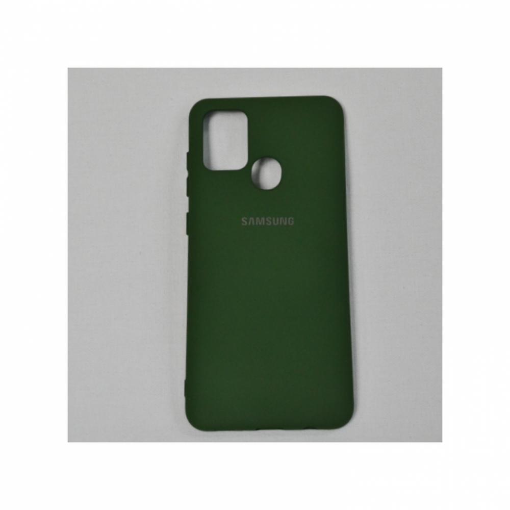 Telefon uchun chexol Samsung A21S Yashil