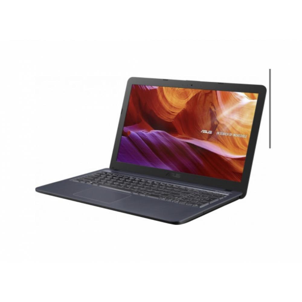 "Noutbuk Asus X543M Celeron N4020 DDR4 4 GB HDD 1 TB 15.6"" Intel UHD Graphics 600 Qora"