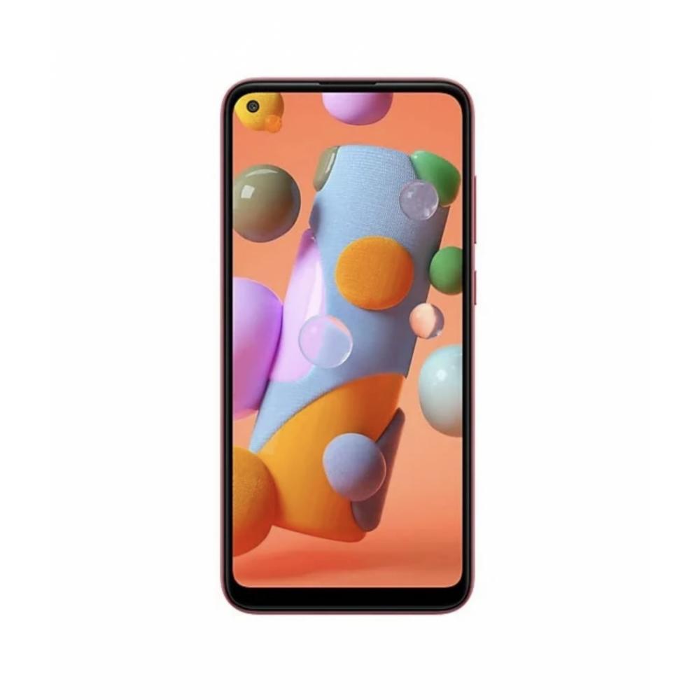 Смартфон Samsung Galaxy A11 2 GB 32 GB Красный