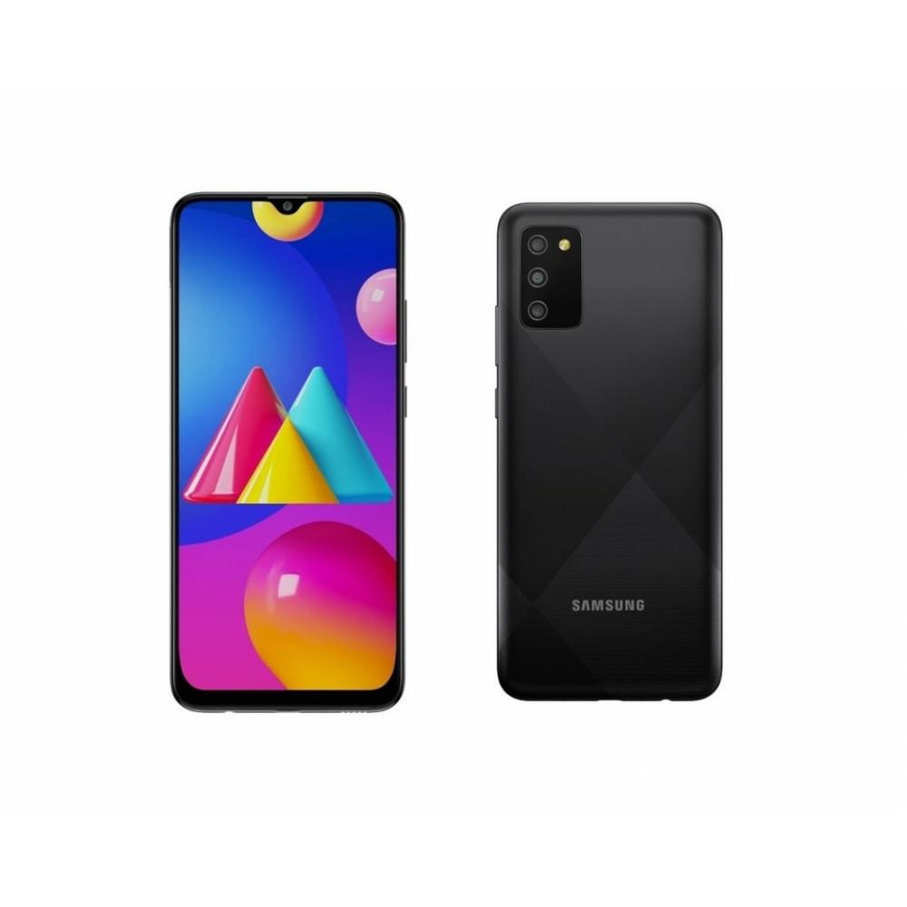 Смартфон Samsung M02s 3 GB 32 GB Чёрный