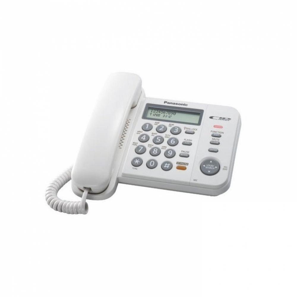 Panasonic Проводной телефон KX-TS2356UAW