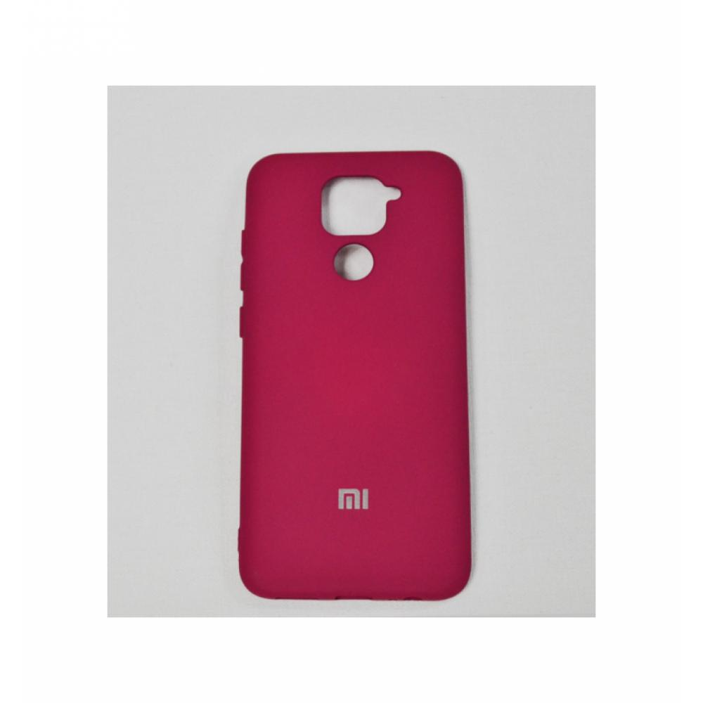 Telefon uchun chexol Xiaomi Redmi note 9 Pushti