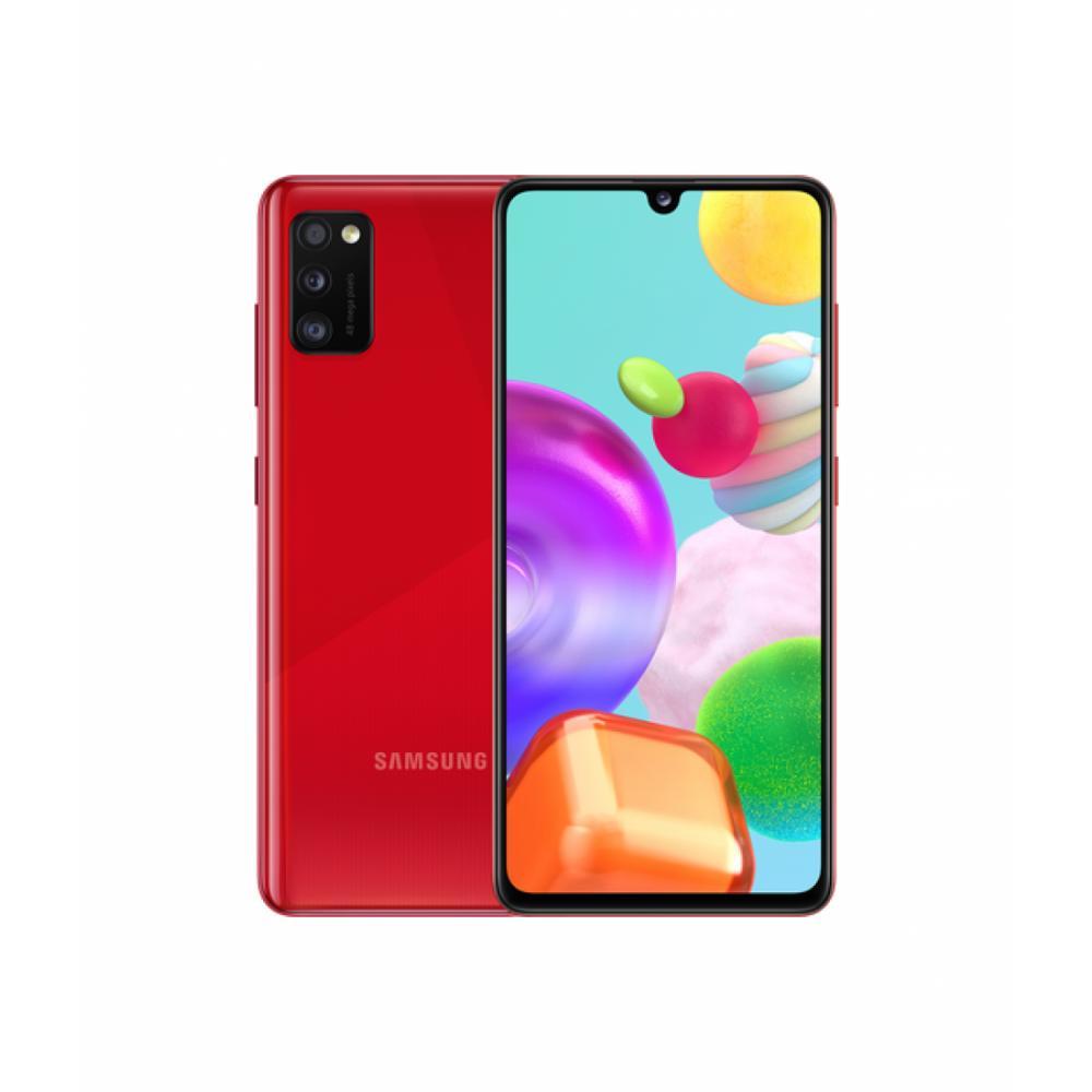 Смартфон Samsung Galaxy A41 4 GB 64 GB Қизил