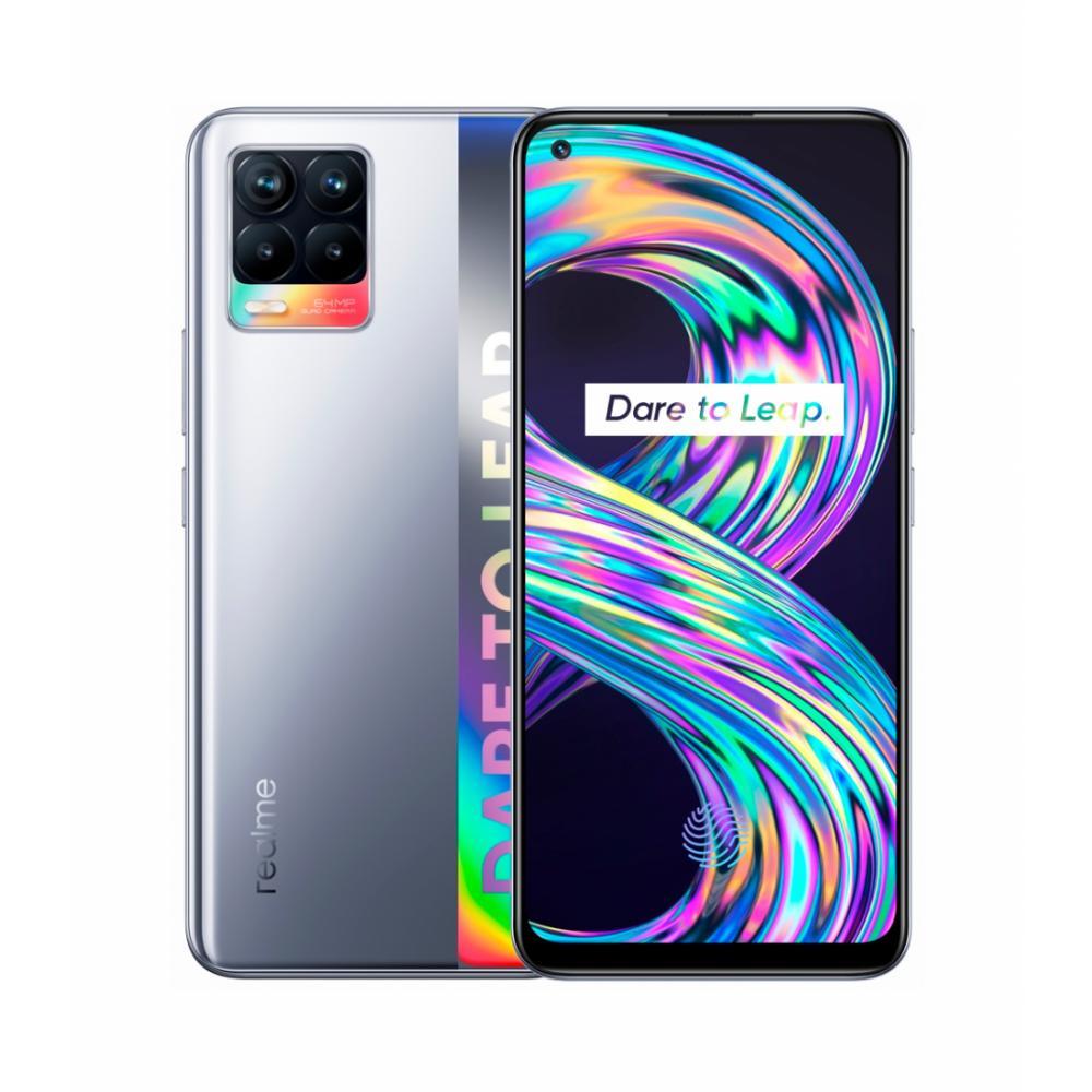 Smartfon Realme 8 6 GB 128 GB Kumush