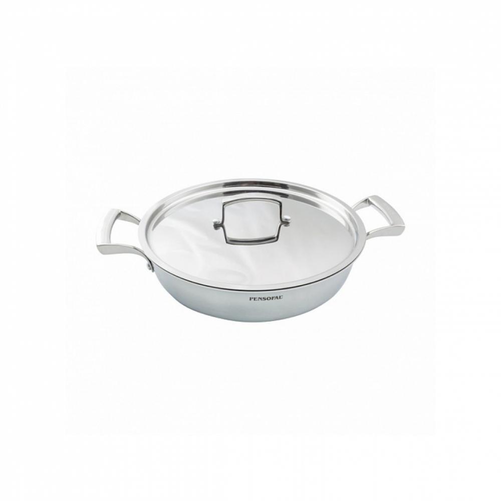 Набор посуды с гранитным покрытием Pensofal ROYAL 3 Стальной