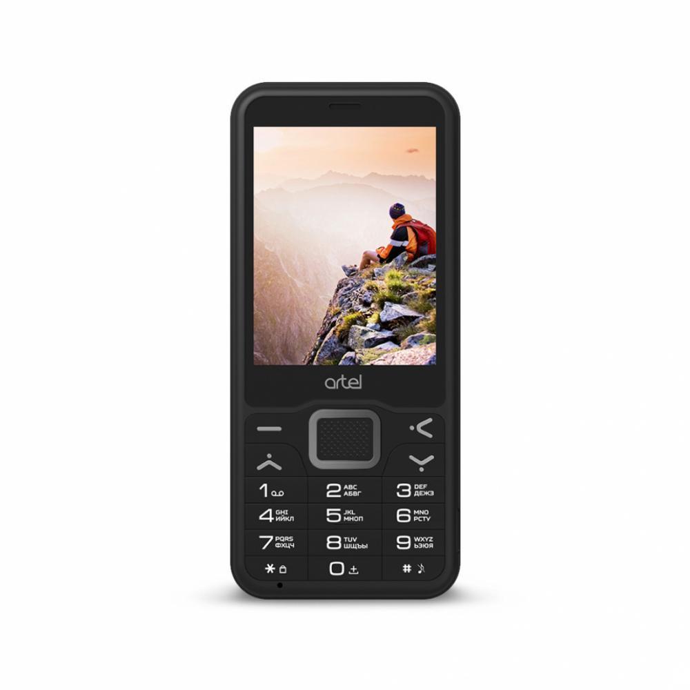 Кнопочный Телефон Artel G7 Чёрный