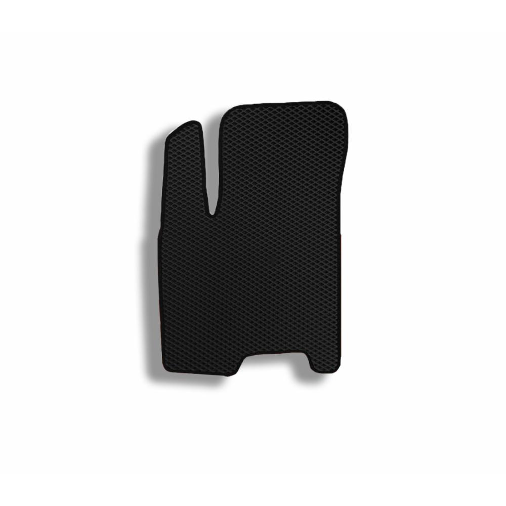 Автомобильный коврик EVAKOR Chevrolet Orlando Для 3 ряда Чёрный