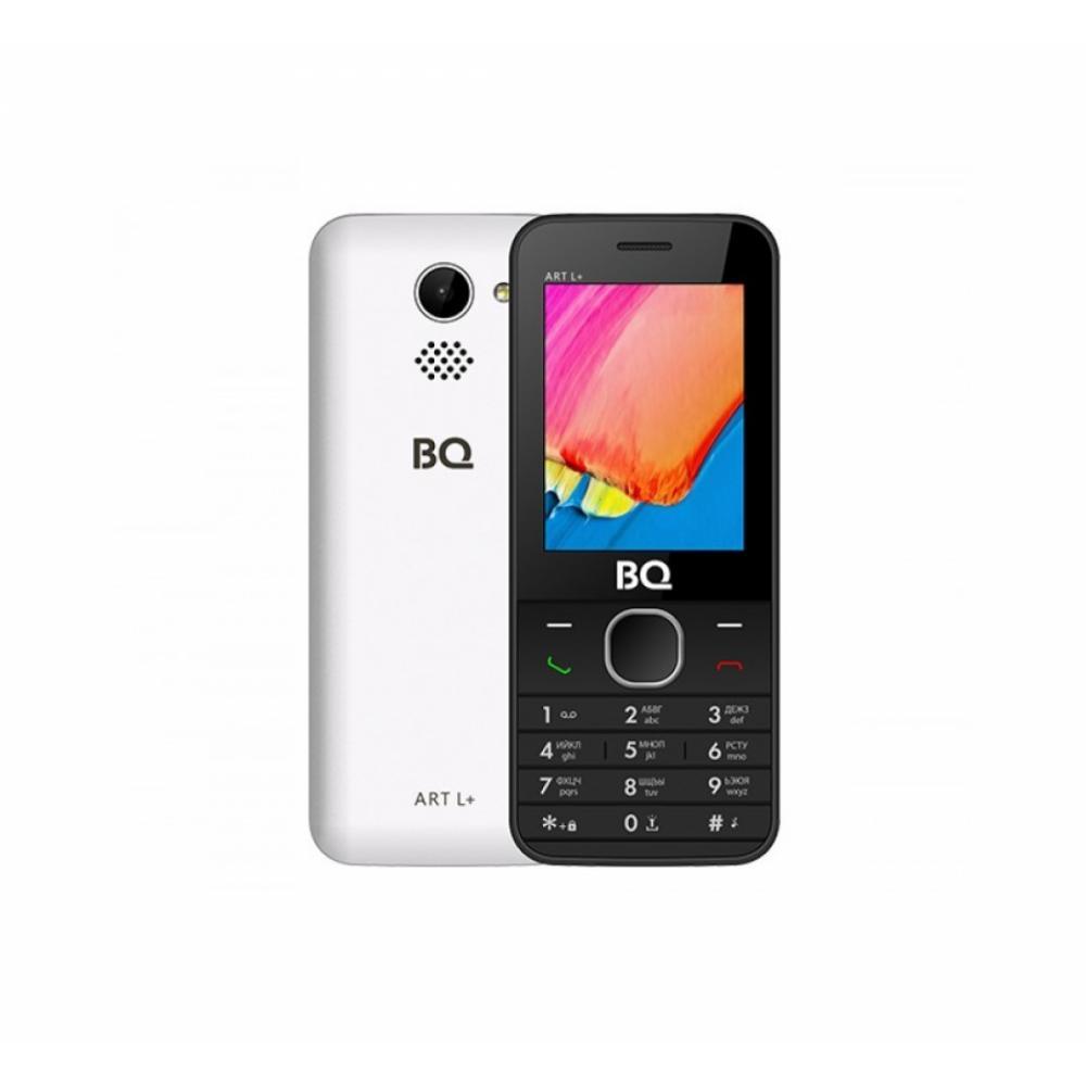 Кнопочный Телефон BQ 1806 ART + Белый