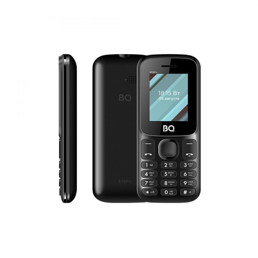 Кнопочный Телефон BQ 1848 STEP+ (без СЗУ в комплекте) Чёрный