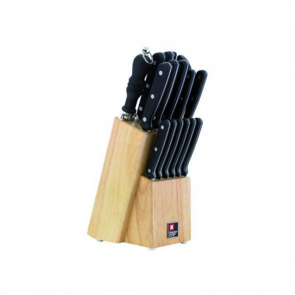 Набор ножей Amefa Cucina  Чёрный 15