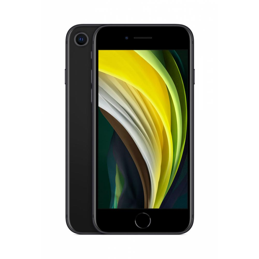 Smartfon Apple SE 2020 3 GB 128 GB Qora