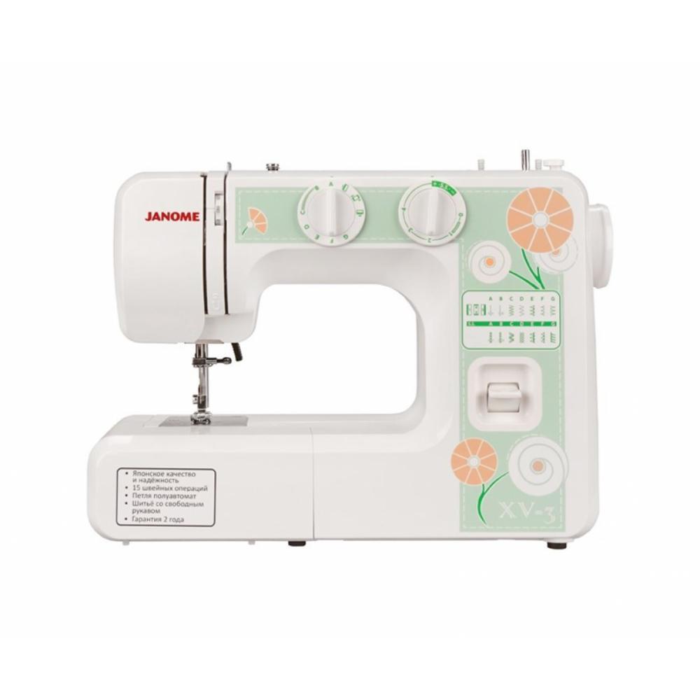 Janome Швейная машинка XV 3