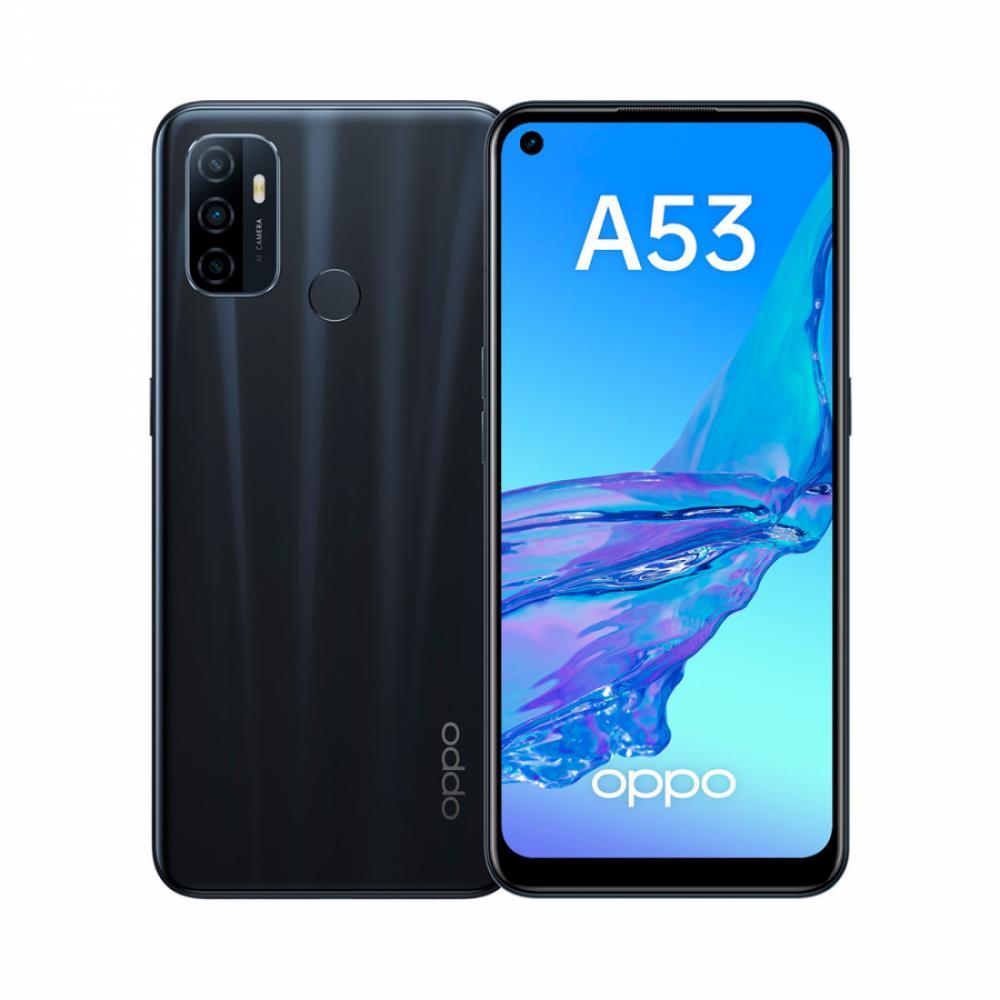 Смартфон OPPO A53 4 GB 128 GB Қора