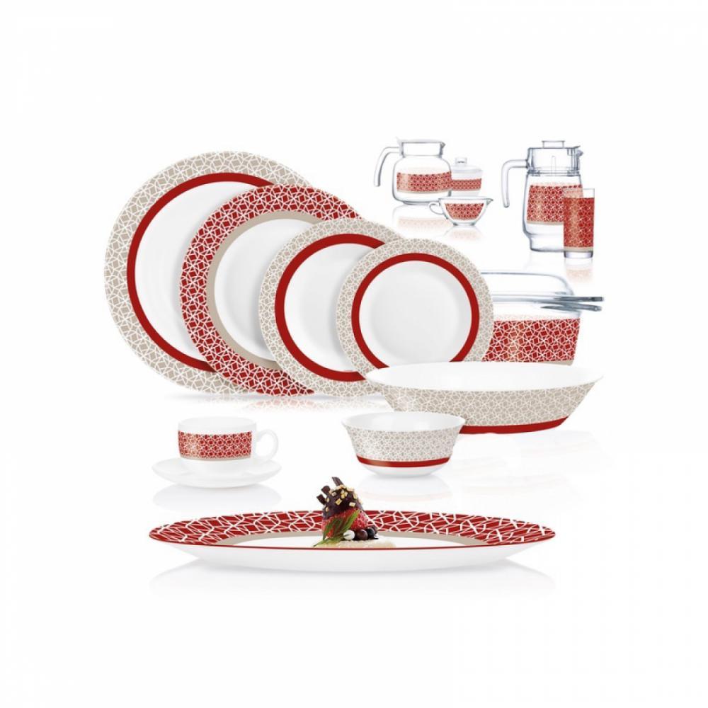 Комплект сервировочной посуды Luminarc Erela
