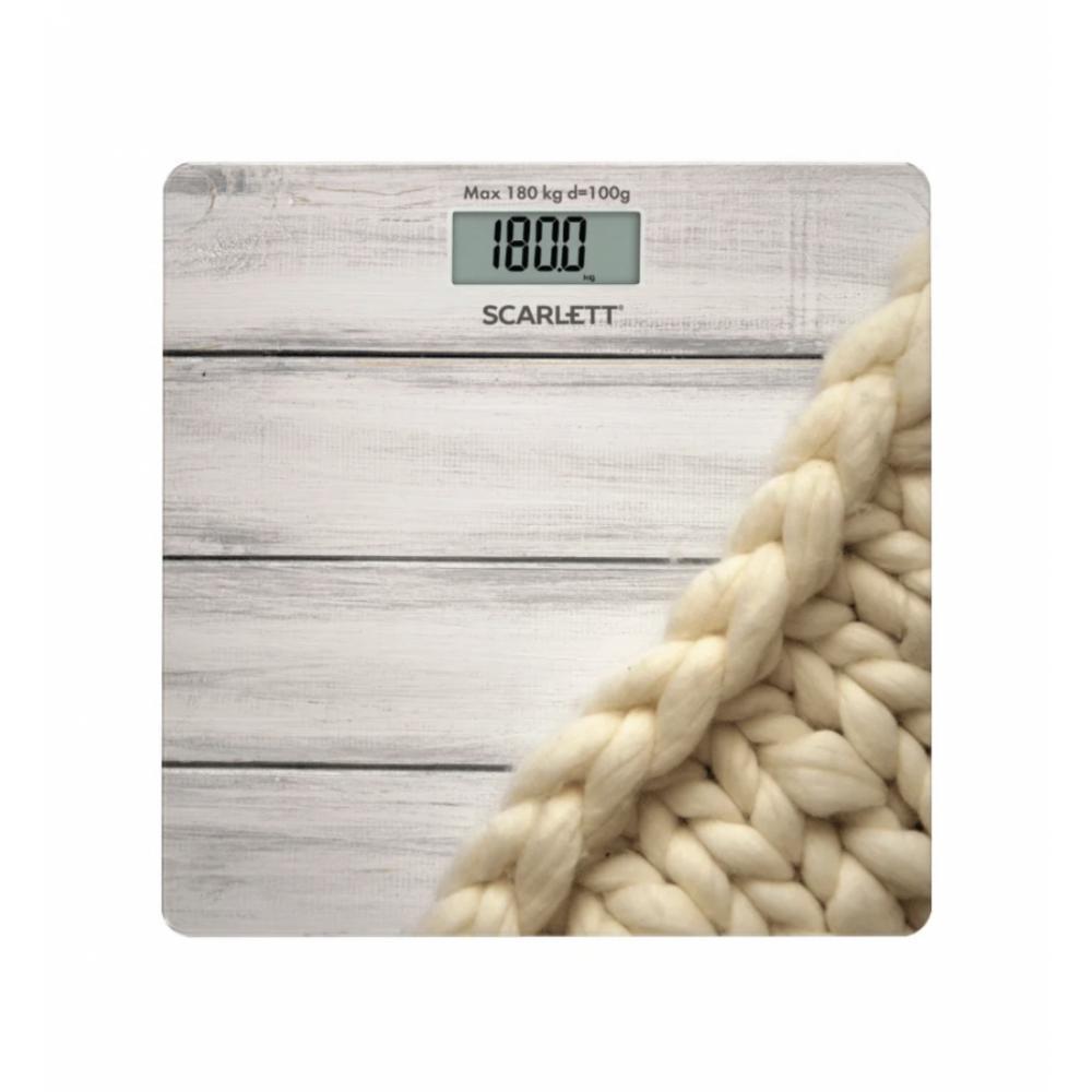 Напольные весы Scarlett SC-BS33E089