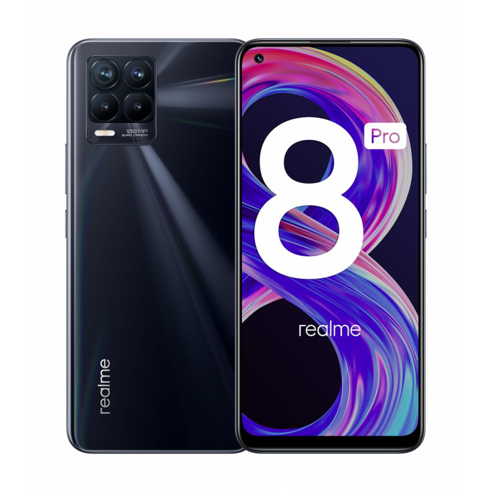 Smartfon Realme 8 Pro 6 GB 128 GB Qora