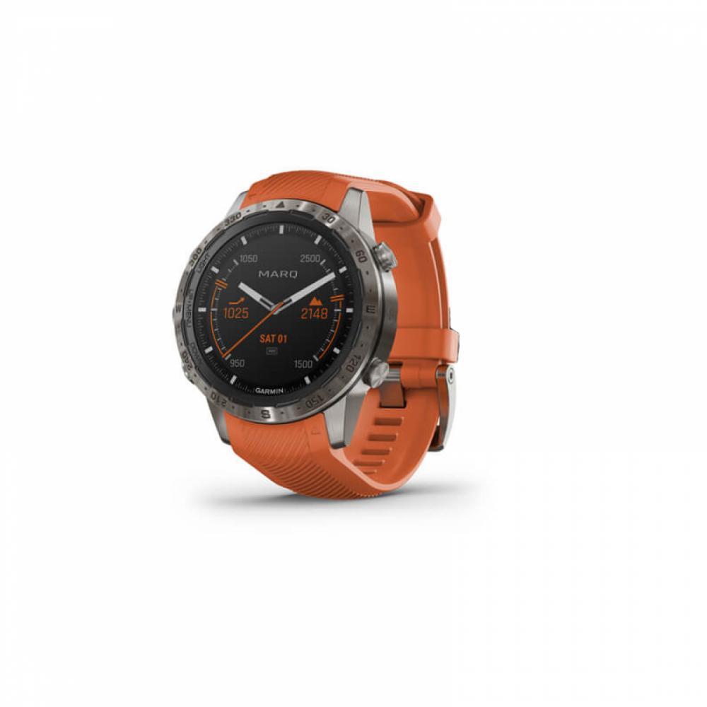 Умные часы Garmin  MARQ Adventurer  Оранжевый