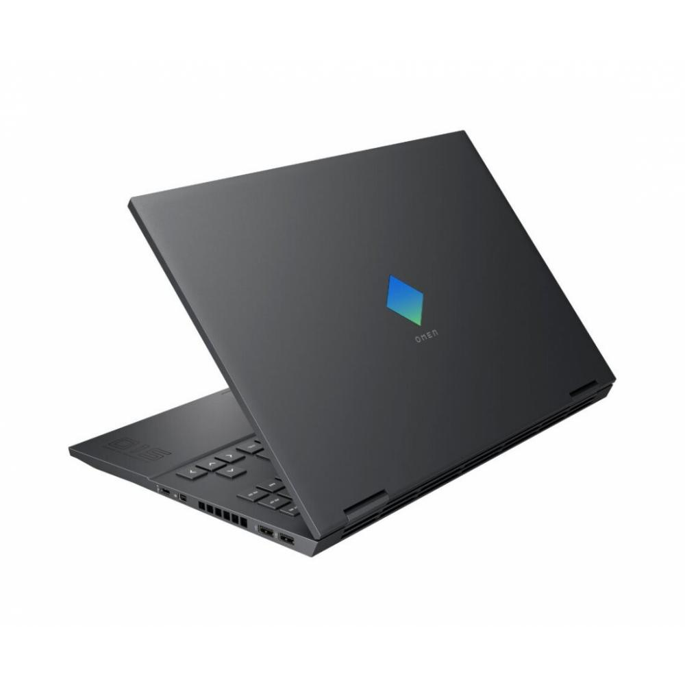 """Ноутбук HP Omen 15-en0002ur Ryzen 5 4600H DDR4 16 GB SSD 512 GB 15.6"""" 6GB GeForce GTX 1660Ti"""