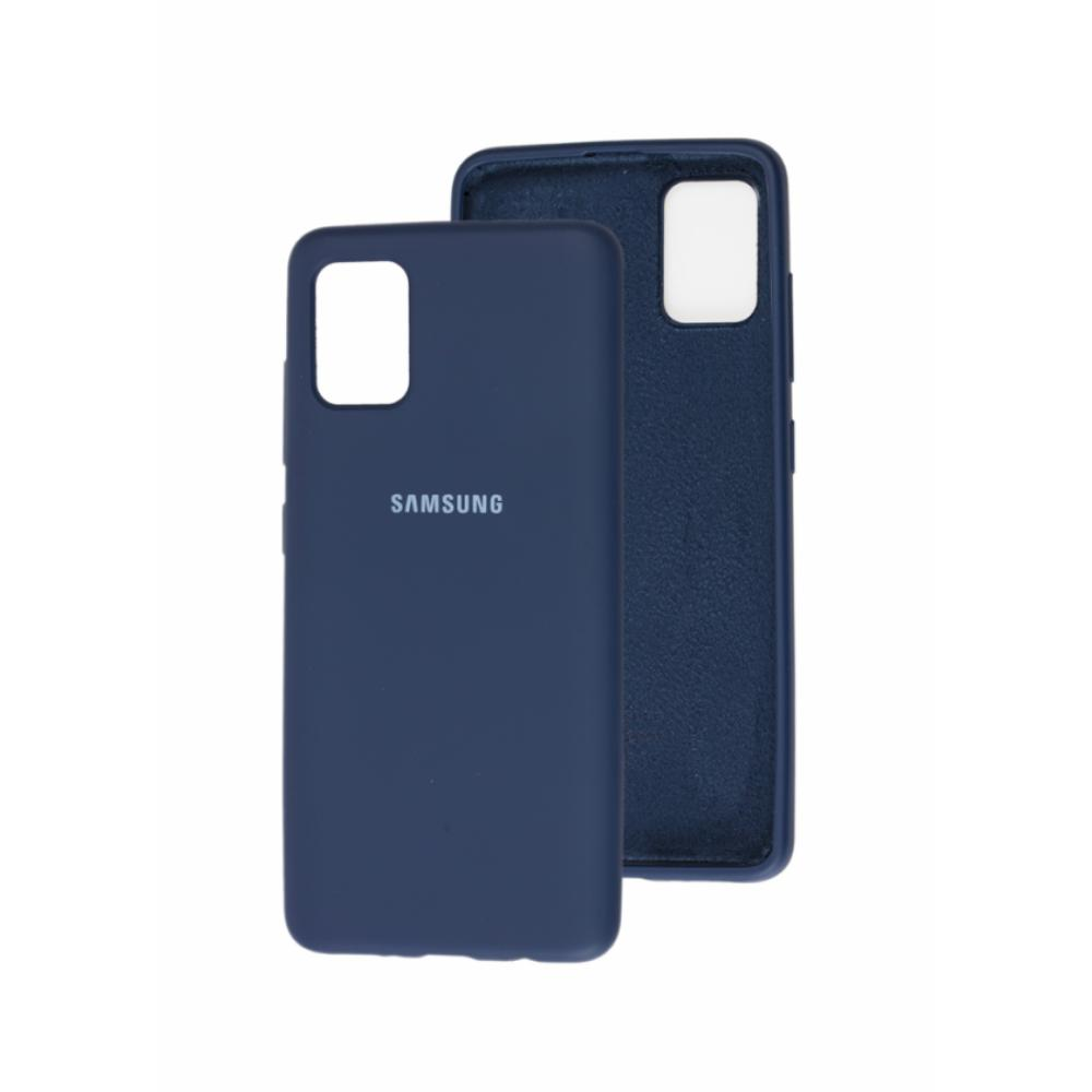 Telefon uchun chexol Samsung A51 Kok