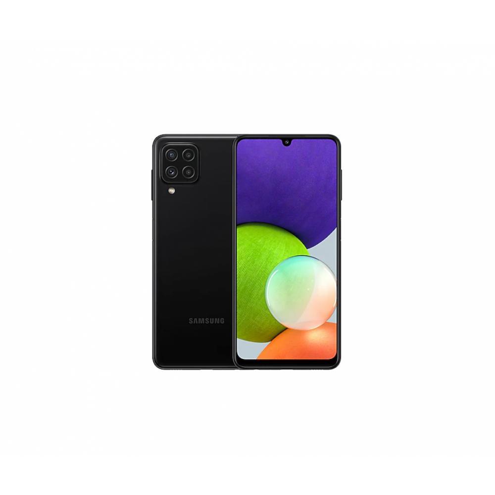 Смартфон Samsung A225 4 GB 64 GB Қора