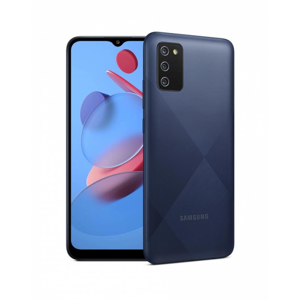 Смартфон Samsung M02s 3 GB 32 GB Синий