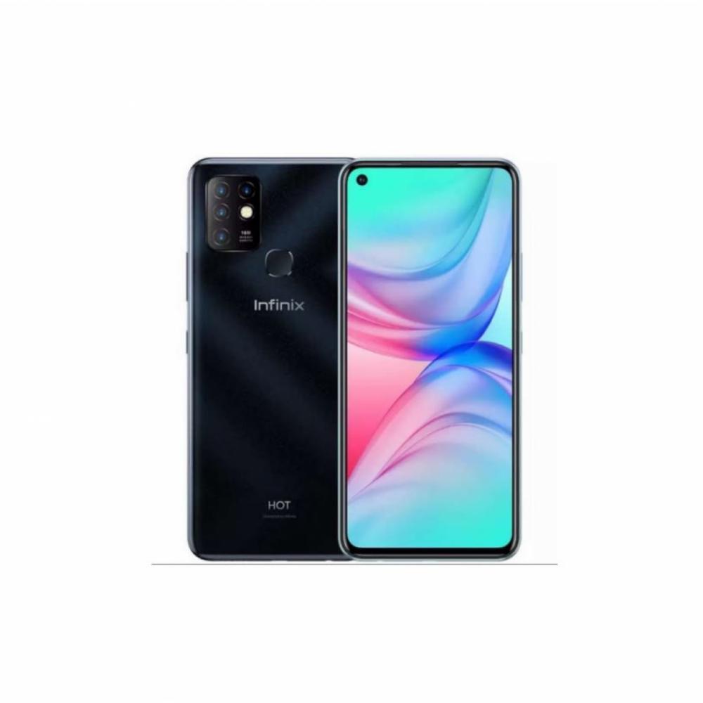 Smartfon Infinix Hot 10 Play X688B 4 GB 64 GB Obsidian Black