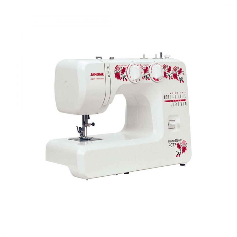Janome Швейная машина HomeDecor 2077