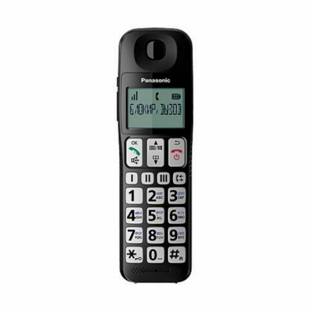 Радио телефон Panasonic DECT KX-TGE110UCB